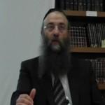 Rav Haouzi cours traité Meguila